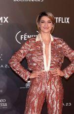 IRENA AZUELA at Fenix Film Awards in Mexico City 12/06/2017
