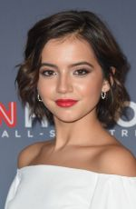 ISABELA MONER at 11th Annual CNN Heroes: An All-star Tribute in New York 12/17/2017