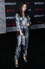 ISABELLA GOMEZ at Bright Premiere in Los Angeles 12/13/2017