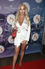ISABELLE WARBURTON at Lazy Lizzard Club Launch in Manchester 12/06/2017