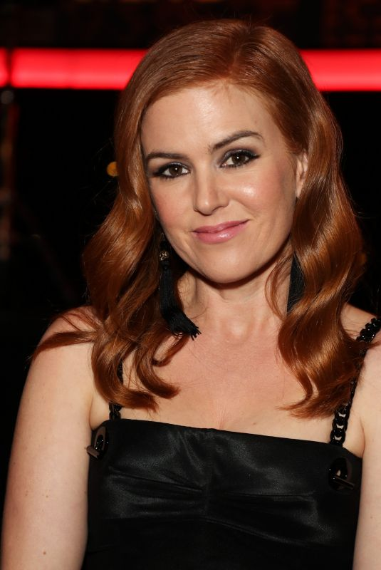 ISLA FISHER at Trevor Project's 2017 Trevorlive Gala in Los Angeles 12/03/2017