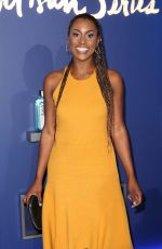 ISSA RAE at 8th Annual Bombay Sapphire Artisan Series Finale in Miami 12/08/2017