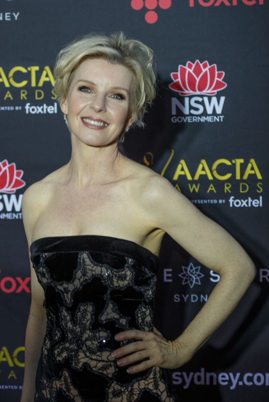 JACQUELINE MCKENZIE at 2017 AACTA Awards in Sydney 12/06/2017