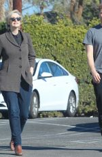 JANE LYNCH Out Shopping in Hollywood 12/27/2017