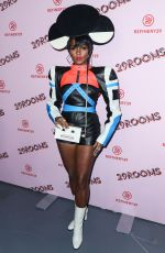 JANELLE MONAE at Refinery29 29Rooms Los Angeles: Turn It Into Art Opening Party 12/06/2017