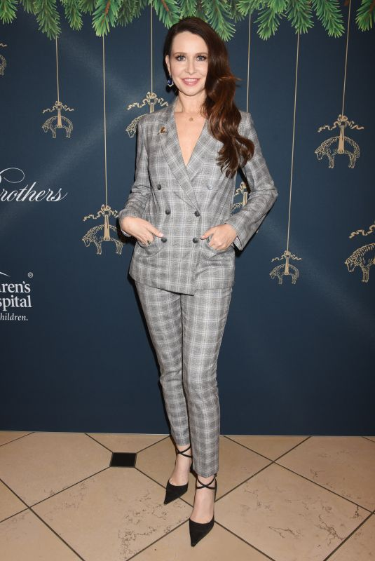 KATHERINE JANE BRYANT at Brooks Brothers Holiday Celebration with St Jude Children's Research Hospital in Beverly Hills 12/02/2017