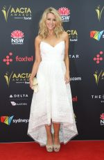 JAYNIE SEAL at 2017 AACTA Awards in Sydney 12/06/2017