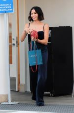JENNA DEWAN Out and About in Beverly Hills 11/29/2017