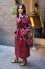 JENNA LOUISE COLEMAN at Cosmo's 100 Most Powerful Women Luncheon in New York 12/11/2017