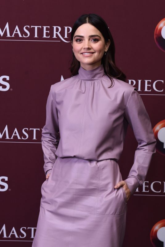 JENNA LOUISE COLEMAN at Victoria, Season 2 Premiere in New York 12/12/2017