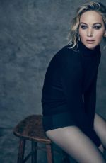 JENNIFE LAWRENCE for The Hollywood Reporter, December 2017 Issue