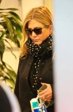 JENNIFER ANISTON Out Shopping in Los Angeles 12/19/2017