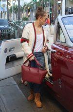 JENNIFER LOPEZ Arrives at Tom Ford Store in Beverly Hills 12/27/2017