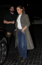JENNIFER LOPEZ at Cecconi