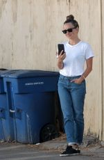 JENNIFER MEYER Out and About in Bevelry Hills 12/24/2017