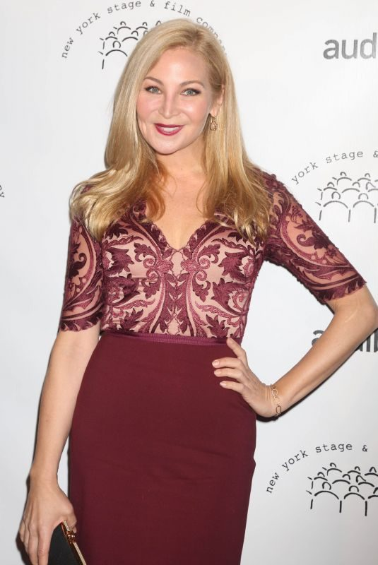 JENNIFER WESTFELDT at New York Stage and Film Winter Gala at Pier 60 in New York 12/05/2017