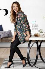 JESSICA ALBA in Good Housekeeping Magazine, January 2018 Issue
