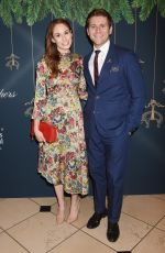 JESSICA BLAIR HERMAN at Brooks Brothers Holiday Celebration with St Jude Children's Research Hospital in Beverly Hills 12/02/2017