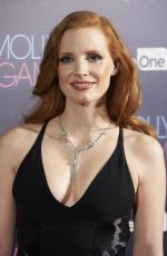 JESSICA CHASTAIN at Molly