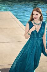 JESSICA CHASTAIN for Piaget