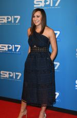 JESSICA ENNIS at BBC Sports Personality of the Year Awards in Liverpool 12/17/2017