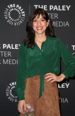 JESSICA GOLDBERG at The Path Season 3 Premiere at Paley Center in Beverly Hills 12/21/2017