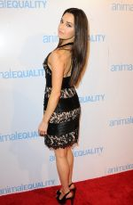 JESSICA MERAZ at Animal Equality Global Action Annual Gala in Los Angeles 12/02/2017