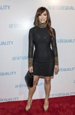 JESSICA SUTTA at Animal Equality Global Action Annual Gala in Los Angeles 12/02/2017