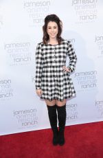 JILLIAN ROSE REED at Jameson Animal Rescue Ranch Presents Napa in Need in Beverly Hills 12/02/2017