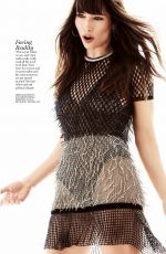 jJESSICA BIEL in Marie Claire Magazine, Malaysia December 2017 Issue