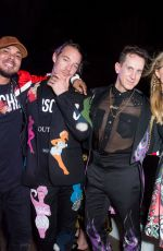 JOAN SMALLS at Moschino Miami Party at Art Basel in Miami Beach 12/07/2017