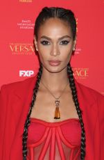 JOAN SMALLS at The Assassination of Gianni Versace: American Crime Story Premiere in New York 12/11/2017