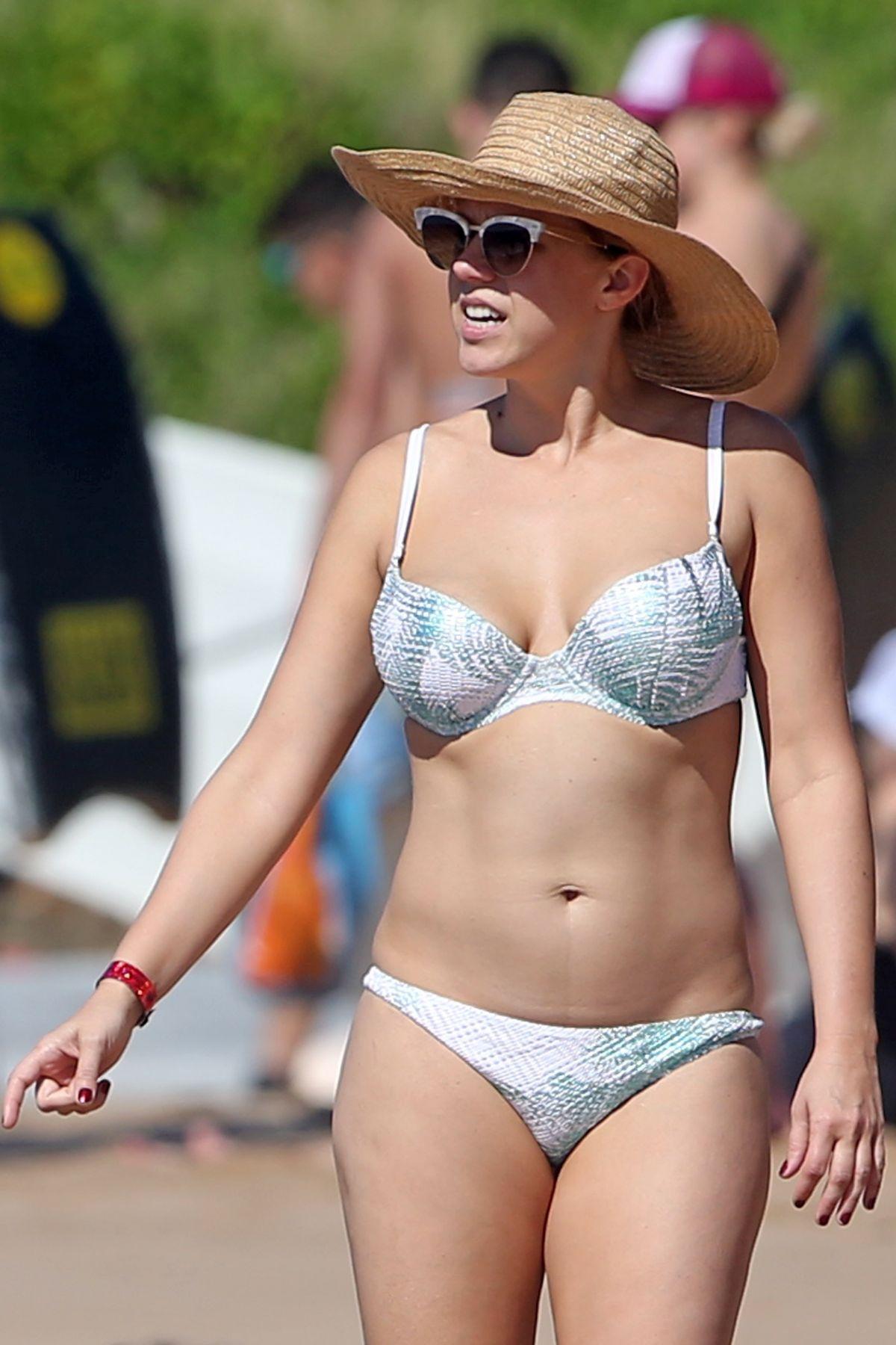 In Bikini A Sweetin Jodie