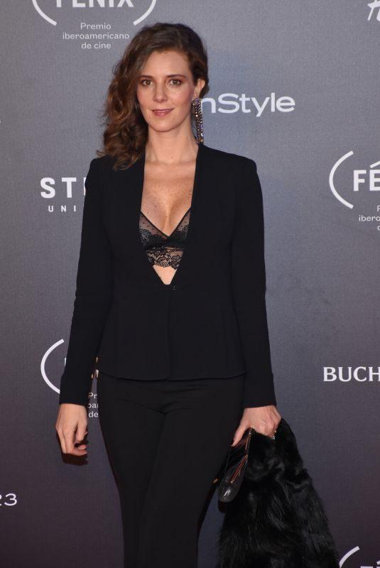 JOHANNA MURILLO at Fenix Film Awards in Mexico City 12/06/2017