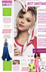 JORDYN JONES for Popstaronline Digital Magazine, December 2017 Issue