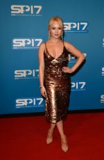JORGIE PORTER at Sports Personality of the Year Awards in Liverpool 12/17/2017