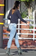 JOSIE DAVIS Out and About in Los Angeles 12/22/2017