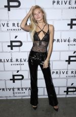 JOSIE MARIE CANSECO at Prive Revaux Eyewear's Flagship Launch in New York 12/04/2017