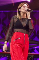 JULIA MICHAELS at 99.5 Iheartradio Jingle Ball 2017 in Washington 12/11/2017