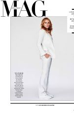 JULIA ROBERTS in Madame Figaro Magazine, December 2017