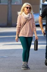 JULIANNE HOUGH Out for Lunch in Studio City 12/30/2017