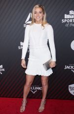 KAELIA OHAI at Sports Illustrated Sportsperson of the Year 2017 Awards in New York 12/05/2017