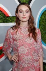 KAITLYN DEVER at GQ Men of the Year Awards 2017 in Los Angeles 12/07/2017