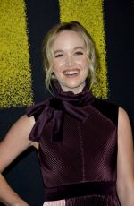 KALLEY JAKLE at Pitch Perfect 3 Premiere in Los Angeles 12/12/2017