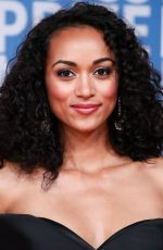 KARA MCCULLOUGH at 2017 Breakthrough Prize Ceremony in Mountain View 12/03/2017
