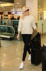 KARLIE KLOSS at Heathrow Airport in London 12/05/2017