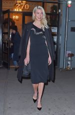 KARLIE KLOSS Night Out in New York 12/19/2017