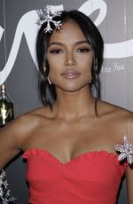 KARRUECHE TRAN at Curve Fragrances forMmen Holiday Party in New York 12/07/2017
