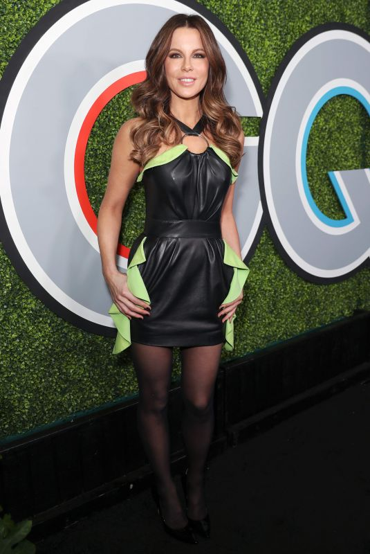 KATE BECKINSALE at GQ Men of the Year Awards 2017 in Los Angeles 12/07/2017