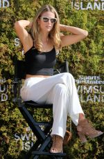 KATE BOCK at Sports Illustrated Swimsuit Island at W Hotel in Miami 12/07/2017
